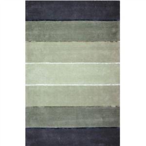 Metro Shadow 8x11 Wool Rug