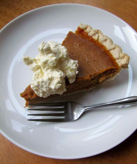 Yes You Can Make Pumpkin Pie Without Evaporated Milk Evaporated Milk Recipes Pumpkin Pie Recipe No Evaporated Milk Easy Pumpkin Pie