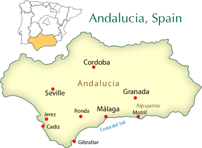 How to Explore the Andalucia Region of Spain Andalucia spain