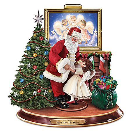May I Have This Dance Sculpture Santa and Products