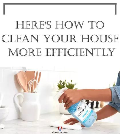 House #cleaning on a regular basis is an important task. Here are some tips you can use to clean your #house more efficiently to save your time and effort. More on the blog. #AhaNOW #clean #home #homecleaning #housecleaning #cleanliness #organized #homedecor #interior #homeinterior #blog #blogging #blogger #guestpost #guestposting #household #cleaningtools #cleaningproducts #DIY #efficient #family