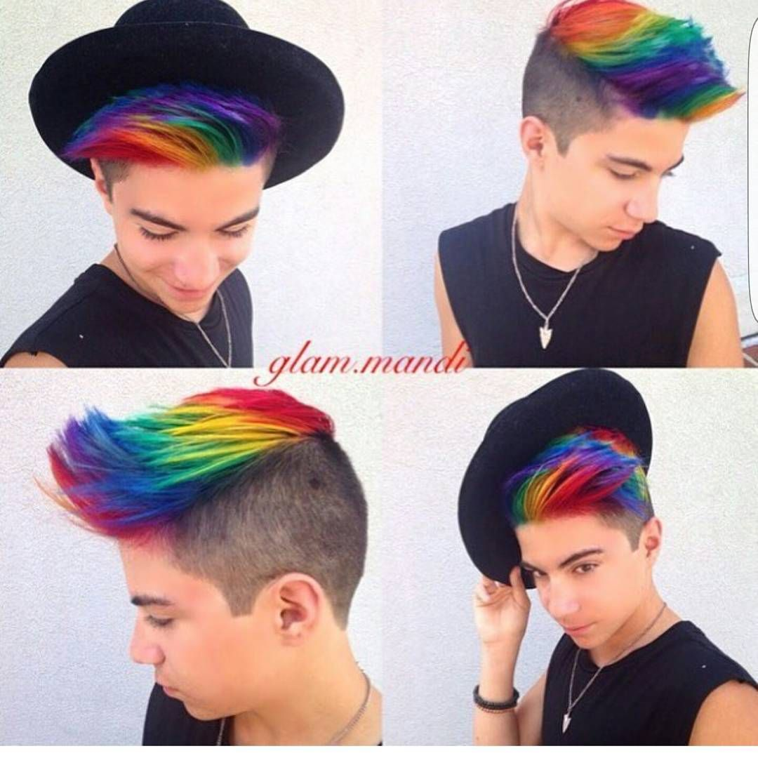 Pin By Amanda Wentzel On Colored Hair Pinterest Mens Toupee - What hairstyle color suits me