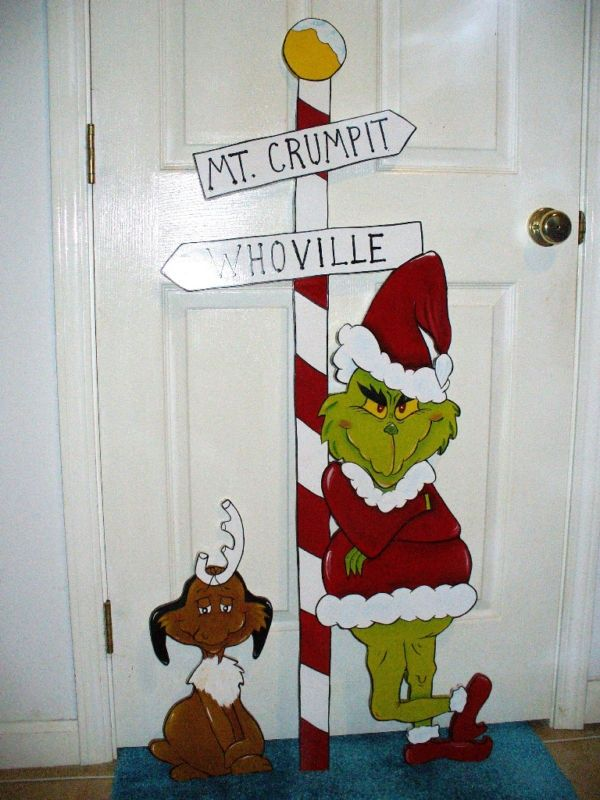 The Grinch door decorating - Google Search & The Grinch door decorating - Google Search | The Grinch | Pinterest ...