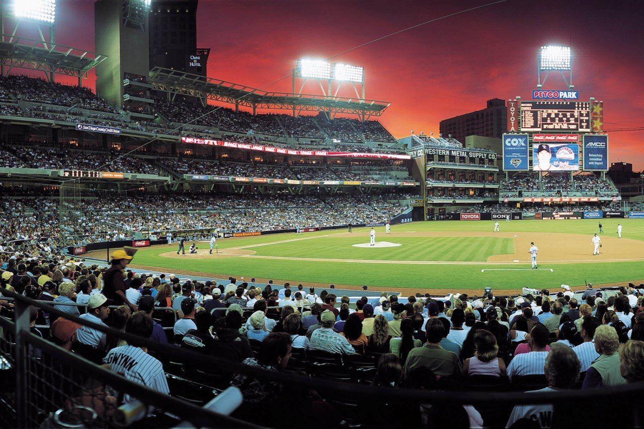 Petco Park Go Padres Petco Park San Diego Padres San Diego