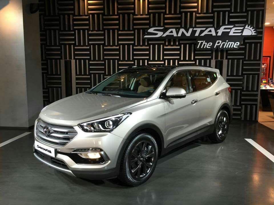 2016hyundaisantafesouthkorea (3) Hyundai santa fe