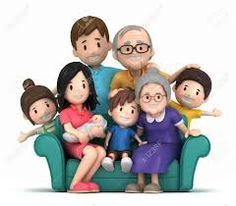 extended family clipart - Google Search