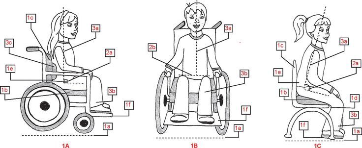 Functional Seating for School-Age Children With Cerebral