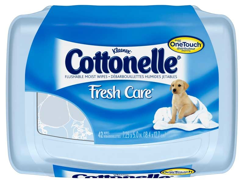 Free Plus Overage Cottonelle Fresh Wipes at Walmart