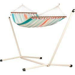 Photo of hammocks
