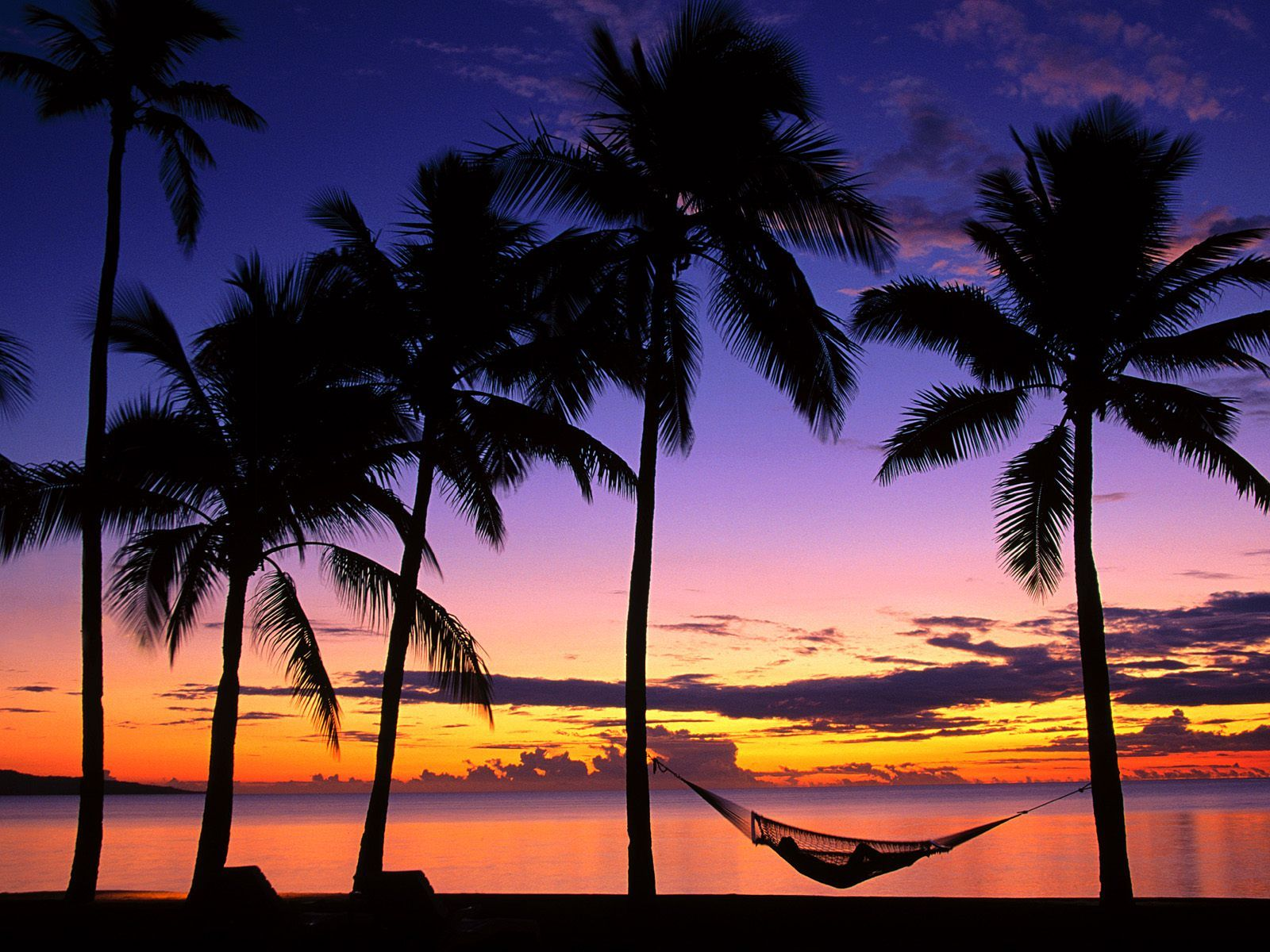 Our idea of relaxation... Sunset at Denarau Island. #Fiji #travel ...
