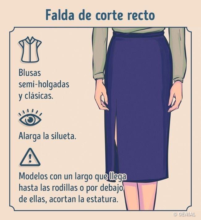 bfaff73c6d Cómo elegir la falda ideal según tu tipo de figura