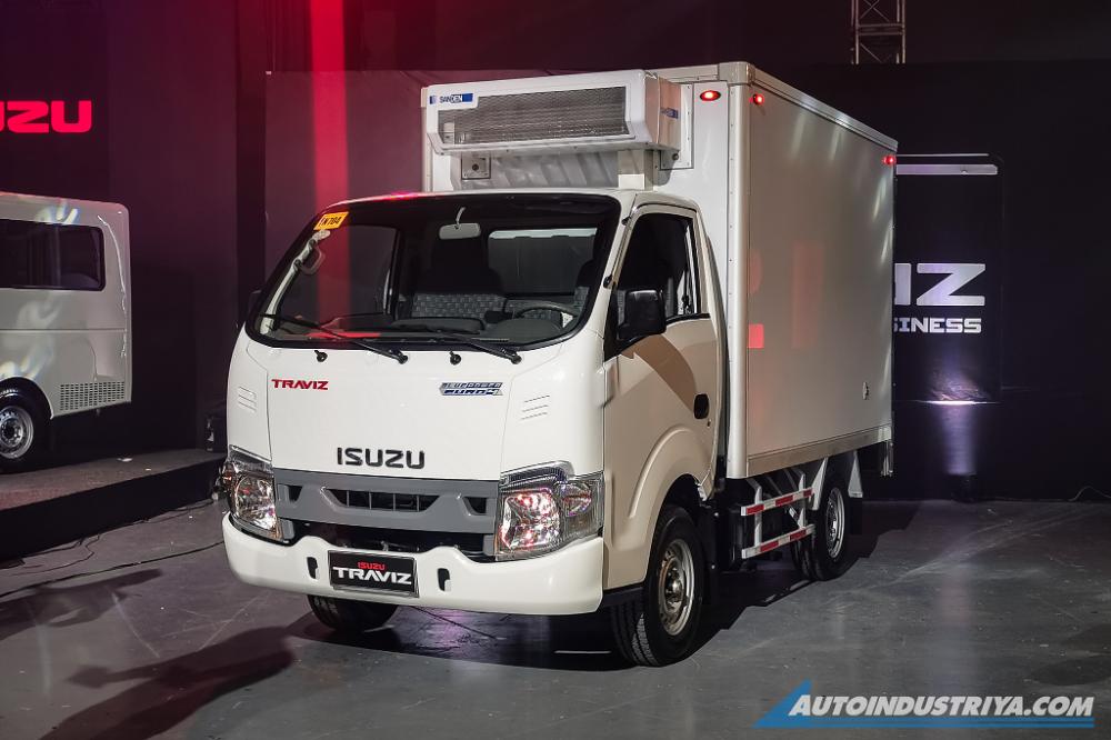 These Are The Many Different Versions Of The 2020 Isuzu Traviz Truck Bus News Trucks Isuzu D Max Suzuki Carry