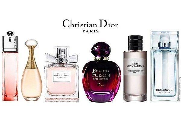 44aa99ca1 Christian Dior Perfume Collection 2013 - Perfume News   Fragrance ...