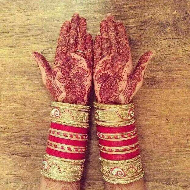 Chura Bollywood WeddingPunjabi WeddingIndian