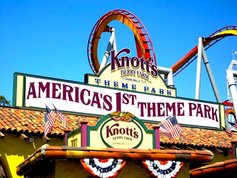 Cheap Hotels Near Knotts Berry Farm In Buena Park Ca