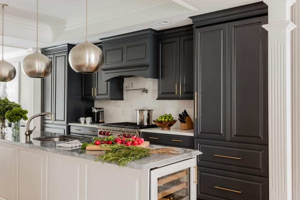 Finishing Touches For A Chefworthy Kitchen  Hgtv Kitchens And Prepossessing Chef Kitchen Design Design Decoration