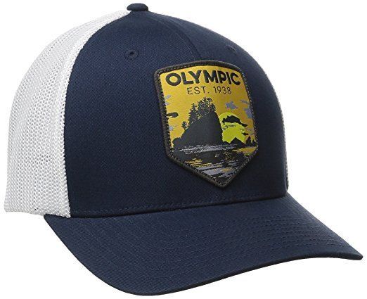 6af9c786 Columbia National Parks Mesh Hat, Camo Brown/Zion, Small/Medium at ...