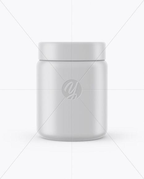 Download 250ml Matte Plastic Jar Mockup In Jar Mockups On Yellow Images Object Mockups Plastic Jars Mockup Free Psd Design Mockup Free