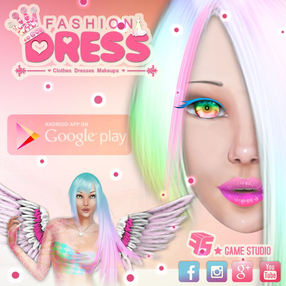 Play For Free and Get Likes! #fashion #girl #barbie #game #