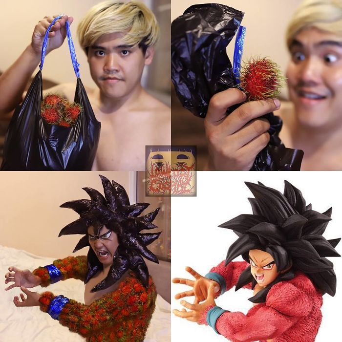 Cheap Cosplay Guy Surprised Us Once Again With 30