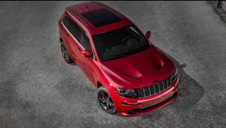 2016 Grand Cherokee Srt Hellcat Price Engine Specs Jeep Grand Cherokee Srt Jeep Grand Cherokee Jeep Grand