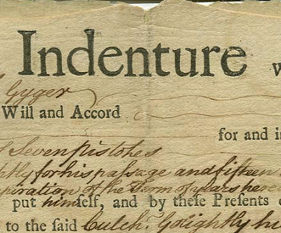 For sale in 1654 two Irish boys Slavery, Irish slaves