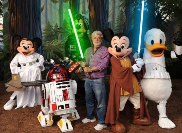 Disney Star Wars Resort