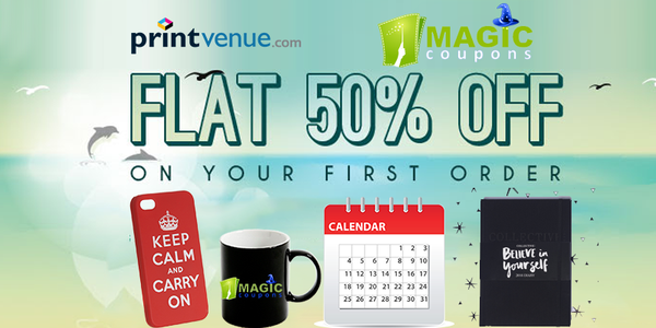 Put your Brand's names Diaries & calendar Flat 50% Off on #yourFirstOrder Shop Now Only on #magiccoupons http://goo.gl/096mtm