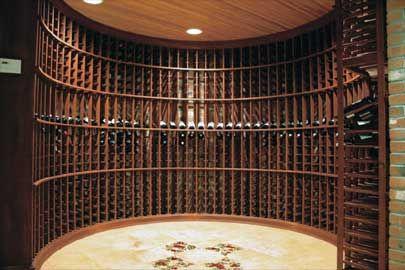 dcoration cave vin