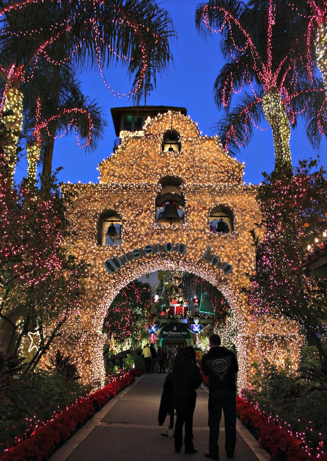 The Mission Inn Festival Lights is an iconic celebration of lights food entertainment + holiday cheer near the iconic Mission Inn happening until Jan. & Riverside Local: Mission Inn Festival of Lights | Festival lights azcodes.com