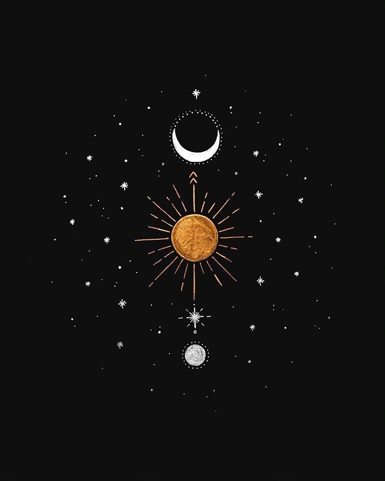 Pin By Kayvaline Phongsavat On Fondo De Pantalla Para Telefonos In 2020 Moon Art Aesthetic Art Art Wallpaper