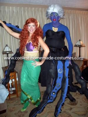 Sea Witch Costume Ideas Awesome Homemad...
