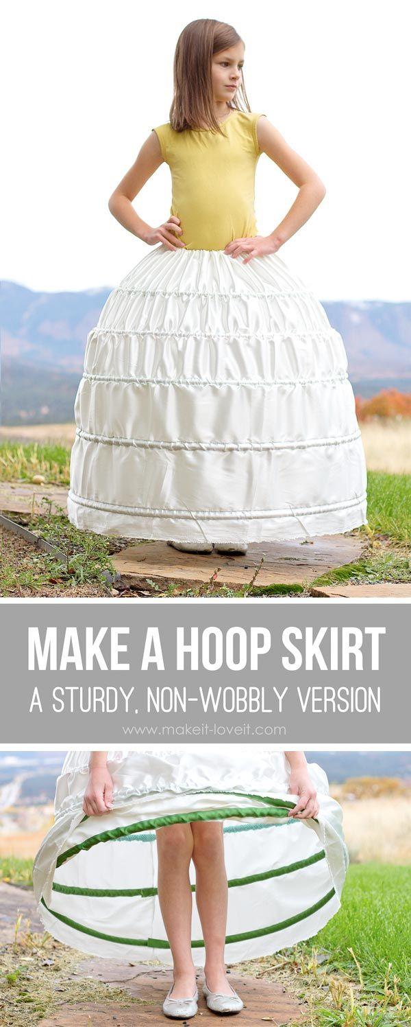 DIY un jupon à crinoline Comment faire une robe, Faire
