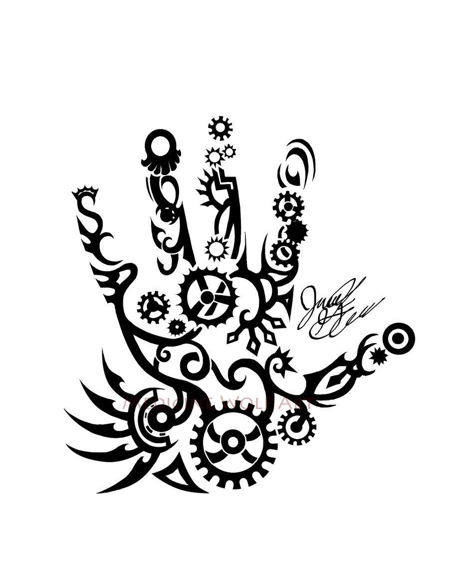 Hand of Steam by *Medicinewolf on deviantART