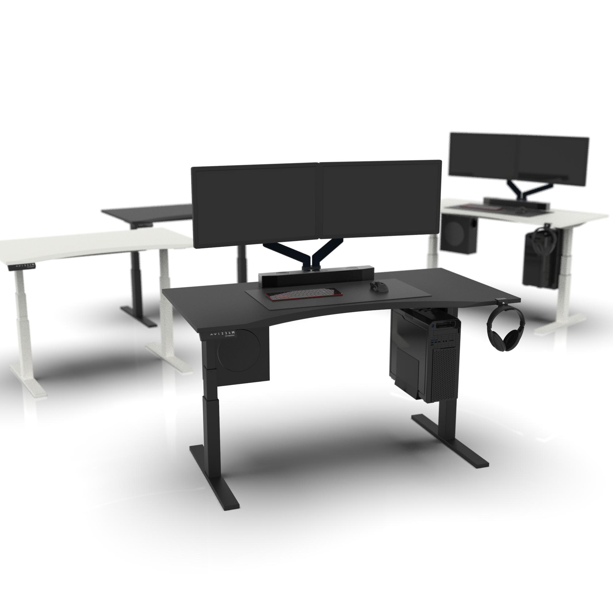 Omnidesk Omnidesk The Ultimate Standing Desk Setup Best Standing Desk Desk Adjustable Height Desk