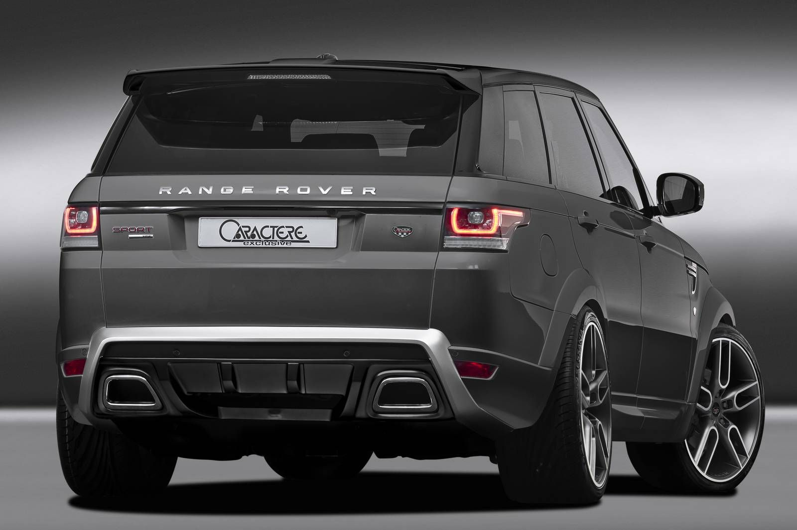 Official Caractere Exclusive Range Rover Gtspirit In 2020 Range Rover Dream Cars Range Rovers Land Rover