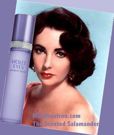 violet eyes de elizabeth taylor colonia perfume
