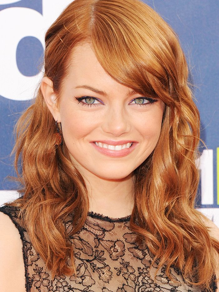 These Famous Redheads Will Make You Rethink Your Hair Color Emma Stone Hair Color Red Hair Color Brown Hair Dye
