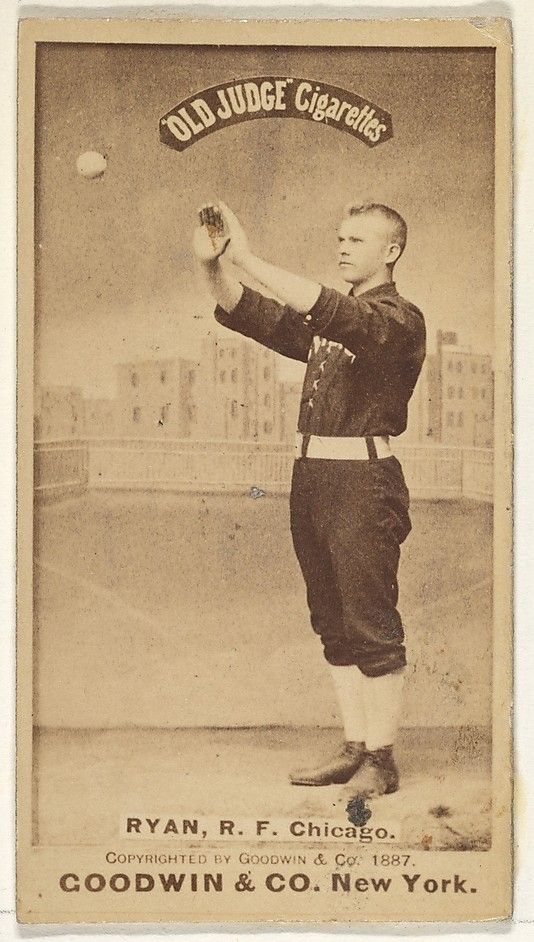 The Old Judge Series Of Baseball Cards N172 Was Issued By