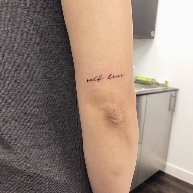 Tattoos That Are Work-Appropriate   POPSUGAR Smart Living