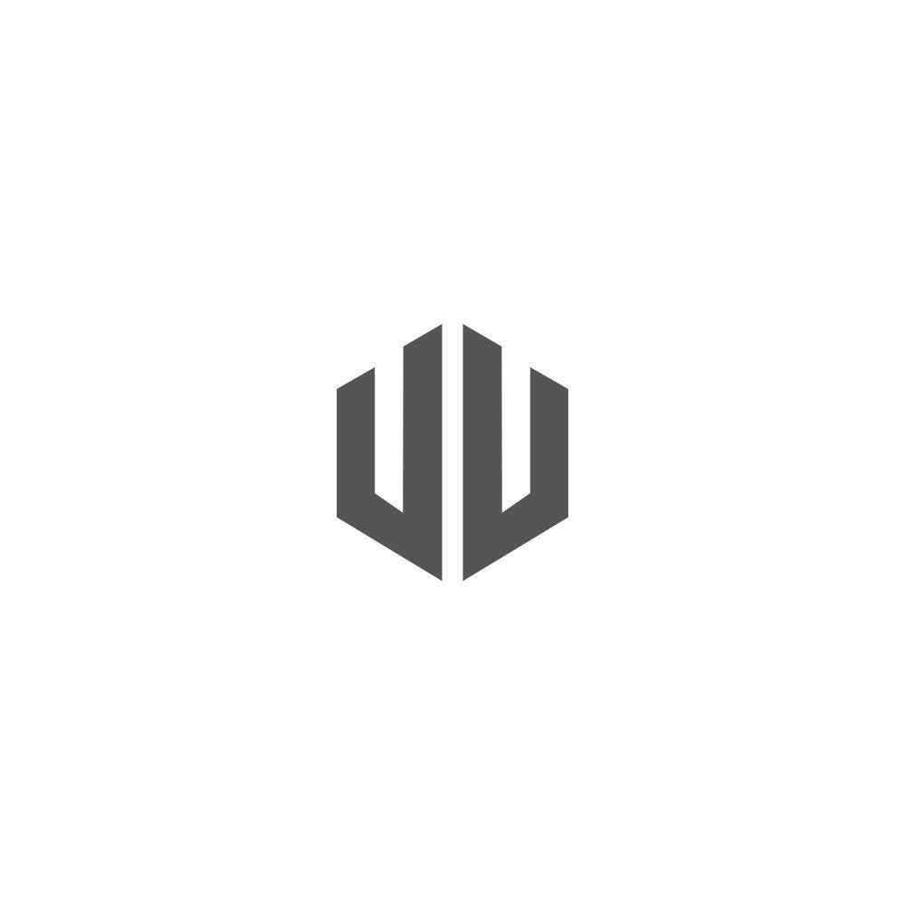modern monogram modern logo by mel volkman construction