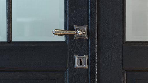 Narrow steel door Narrow #steellook interior door from #ANYWAYd …