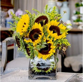 Happy Sunshine Flowers Flower Arrangements Flowers Los Angeles