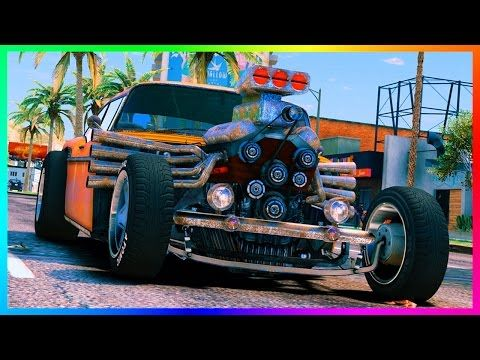 Unreleased Vehicles Customization Gameplay - Mariagegironde