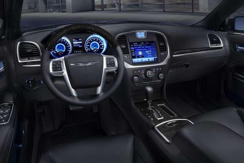 17+ Exceptional 2014 Chrysler 300 Interior Gallery #chrysler300 #chrysler300