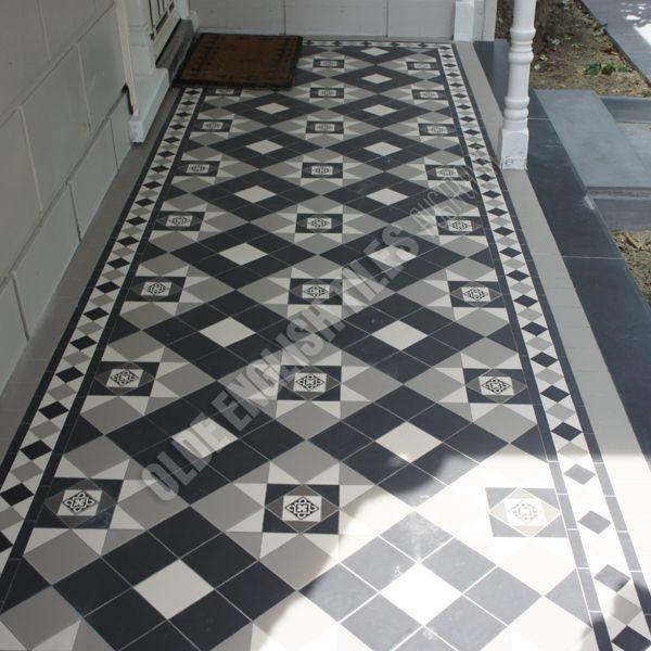 Olde English Tiles Australia   Encaustic ii   Pinterest ...