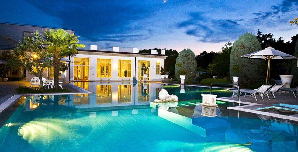 Italia / Veneto / Montegrotto Terme Bellavista Terme Park Hotel 4 ...
