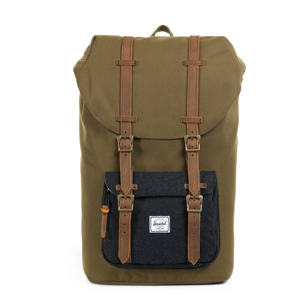 c57c3b0431ba Herschel Supply Co. Pulling it s inspiration from classic mountaineering