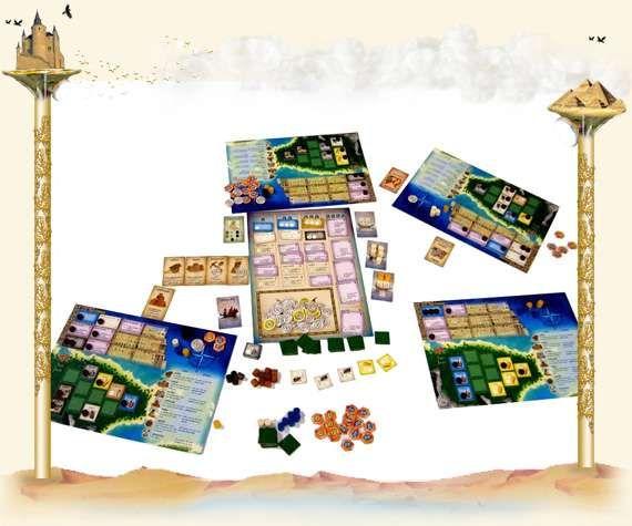 Puerto rico mejor juego de mesa multijugador del a o 2003 for Puerto rico juego de mesa