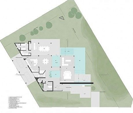 Casa carrara by andres remy arquitecto dise o de casa for Casa minimalista harborview hills